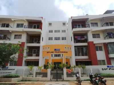 Gallery Cover Image of 1279 Sq.ft 2 BHK Apartment for rent in Skyline Constructions Fountainhead, Hennur for 22000