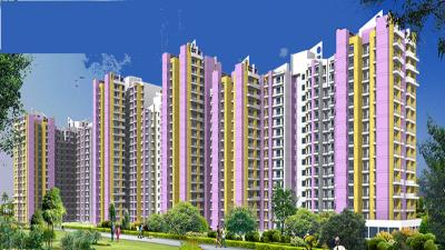 Gallery Cover Image of 1800 Sq.ft 3 BHK Apartment for rent in Aims AMG Resi Complex 2, Sector 75 for 17000