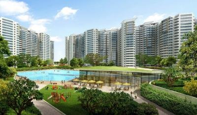 Gallery Cover Image of 2425 Sq.ft 4 BHK Apartment for buy in Amrapali Pan Oasis, Sector 70 for 11500000