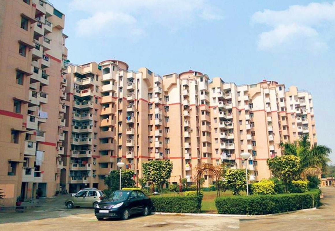 Gallery Cover Pic of Shubhkamna Kartik Kunj Apartments