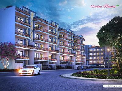 Gallery Cover Image of 1255 Sq.ft 3 BHK Independent Floor for buy in Cerise Floors, Sector 33, Sohna for 8900000
