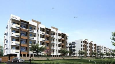 Gallery Cover Image of 1569 Sq.ft 2 BHK Apartment for buy in Subodhya Luxuria, Kadubeesanahalli for 7000000