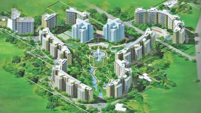 Gallery Cover Pic of Central Park  Sky Villas