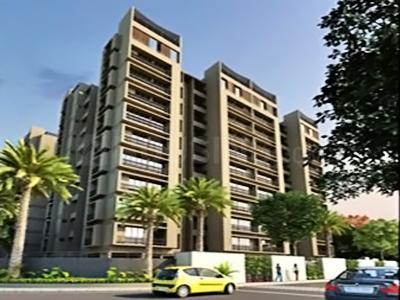 Gallery Cover Image of 1158 Sq.ft 1 RK Apartment for buy in  Atishay Residency, Motera for 2500000