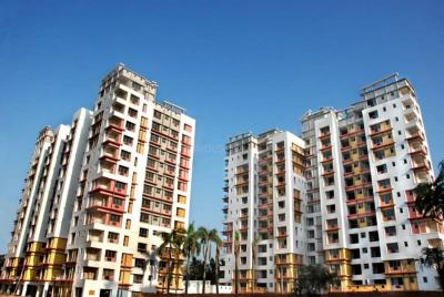 Gallery Cover Image of 968 Sq.ft 2 BHK Apartment for rent in Diamond City West, Sarsuna for 15000