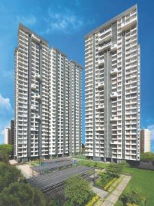 Gallery Cover Image of 980 Sq.ft 2 BHK Apartment for rent in Courtyard, Thane West for 29000