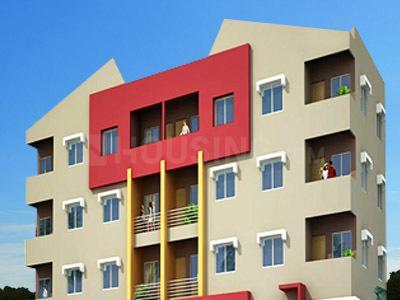 Gallery Cover Image of 577 Sq.ft 1 BHK Apartment for buy in Suryawanshi Radhey Sahanivas , Miraj for 2400000