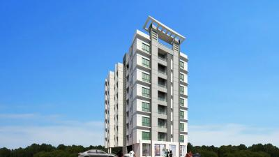 Gallery Cover Image of 1537 Sq.ft 3 BHK Apartment for buy in Merlin Regent, Entally for 13500000