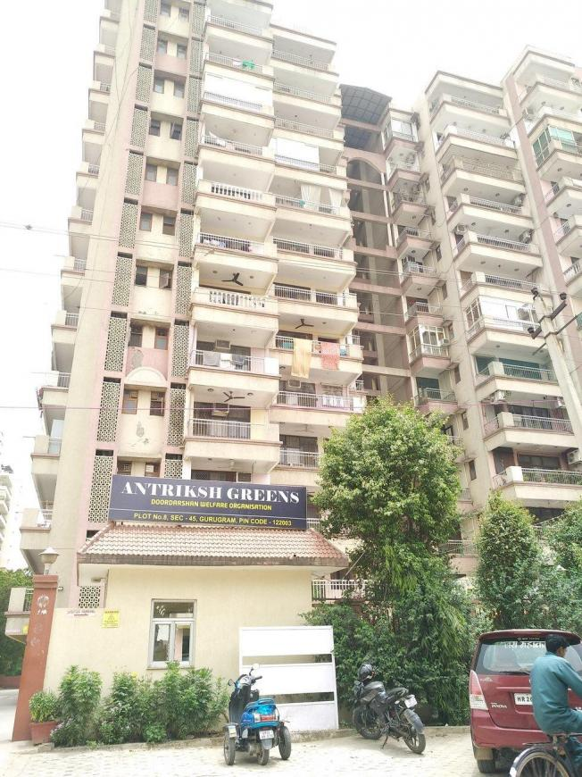 Gallery Cover Pic of Antariksh Apartments