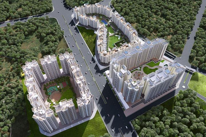 Gallery Cover Pic of Raunak City Sector IV D9
