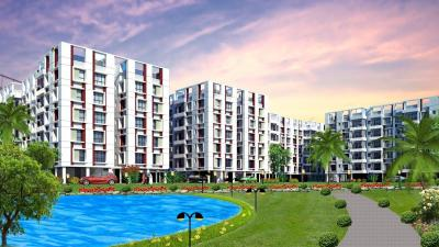 Gallery Cover Image of 1050 Sq.ft 3 BHK Apartment for buy in Rameswara Waterview, Chotto Chandpur for 3900000