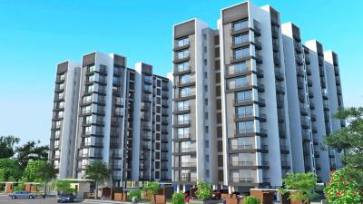 Gallery Cover Image of 1350 Sq.ft 2 BHK Apartment for buy in Dharmadev Infrastructure Neelkanth Elegance, Vejalpur for 5000000