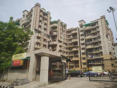 Gallery Cover Image of 2400 Sq.ft 4 BHK Apartment for rent in Jhelum Arorvansh Apartments, Sector 5 Dwarka for 35000