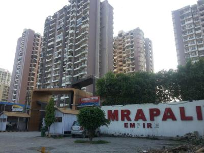 Gallery Cover Image of 1025 Sq.ft 2 BHK Apartment for rent in Amrapali Group, Crossings Republik for 10000