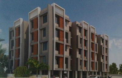 Gallery Cover Image of 1580 Sq.ft 3 BHK Apartment for rent in Rudra Vaikunth Apartments, Ghodasar for 14000