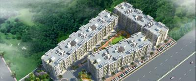 Gallery Cover Image of 1300 Sq.ft 2 BHK Apartment for buy in Shubham Nariman Enclave, Chhota Bangarda for 3600000