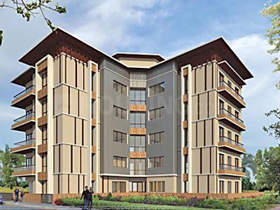 Gallery Cover Pic of SKAV Developers Akasa Apartment