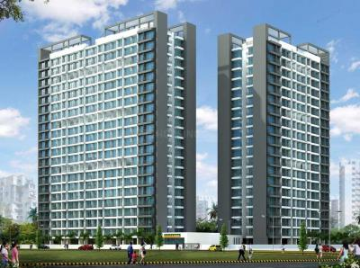 Gallery Cover Image of 625 Sq.ft 1 BHK Apartment for rent in Mayuresh Residency, Bhandup West for 24000