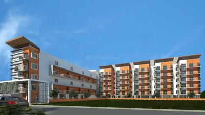 Gallery Cover Image of 1445 Sq.ft 3 BHK Apartment for buy in S2 The Watergrove, Electronic City for 6300000