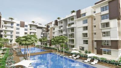 Gallery Cover Image of 1230 Sq.ft 3 BHK Apartment for buy in Jain Dream Exotica, Madhyamgram for 3900000