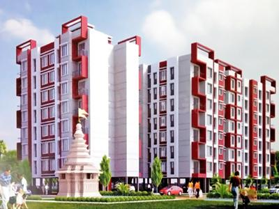 Gallery Cover Pic of Om Sai Sansar Residency