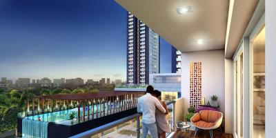 Gallery Cover Image of 1508 Sq.ft 2 BHK Apartment for buy in Emaar Digi Homes, Sector 62 for 15700000