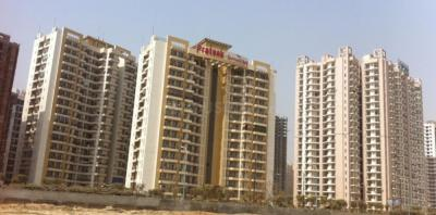Gallery Cover Image of 1250 Sq.ft 2 BHK Apartment for rent in Prateek The Royal Cliff, Crossings Republik for 8000