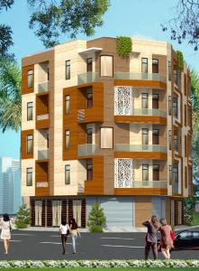 Gallery Cover Image of 550 Sq.ft 2 BHK Apartment for buy in Planner N Maker Homes, Bindapur for 2200000