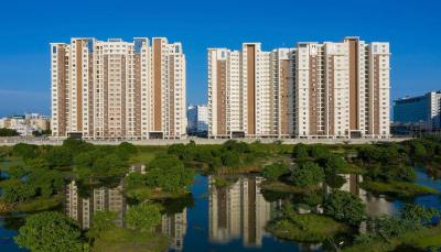 Gallery Cover Image of 1027 Sq.ft 2 BHK Apartment for buy in Doshi Risington, Karapakkam for 6567665