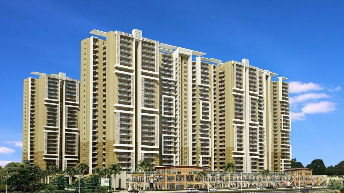 Gallery Cover Pic of Amrapali Crystal Homes Phase 1