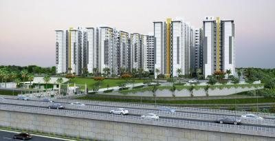 Gallery Cover Image of 492 Sq.ft 1 BHK Apartment for buy in Salarpuria Sattva Anugraha, Vijayanagar for 3500000