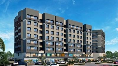 Gallery Cover Image of 1480 Sq.ft 3 BHK Apartment for buy in Saral Parivesh, Chandkheda for 5200000