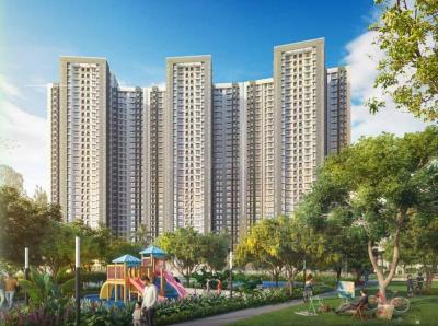 Gallery Cover Image of 680 Sq.ft 1 BHK Apartment for buy in Godrej Upavan, Bhiwandi for 4700000