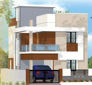 Gallery Cover Image of 1500 Sq.ft 1 RK Independent Floor for rent in Right Choice S P Thirumal Nagar, Selaiyur for 15000