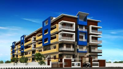 Gallery Cover Image of 1450 Sq.ft 3 BHK Apartment for rent in Amigo Casa, Ramamurthy Nagar for 24500