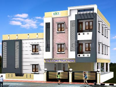 Gallery Cover Pic of GK Thamarai Flats