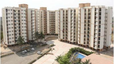 Gallery Cover Image of 808 Sq.ft 2 BHK Apartment for rent in A And B, Devdham for 7500