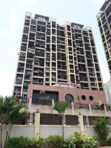 Gallery Cover Image of 1150 Sq.ft 2 BHK Apartment for rent in Tharwani Riviera, Kharghar for 18500