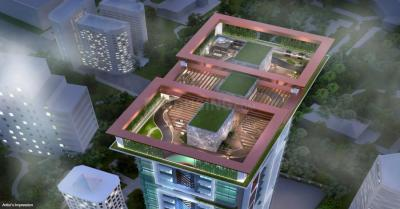 Gallery Cover Image of 600 Sq.ft 1 BHK Apartment for buy in Applaud 38, Goregaon East for 11500000
