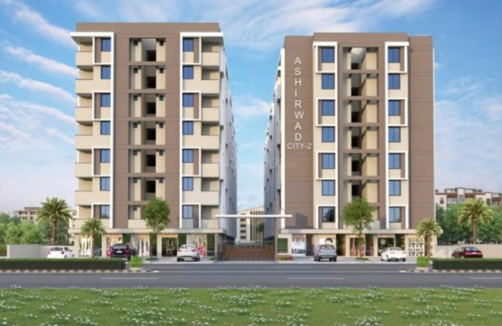 Gallery Cover Pic of Muni Aashirwad City 2
