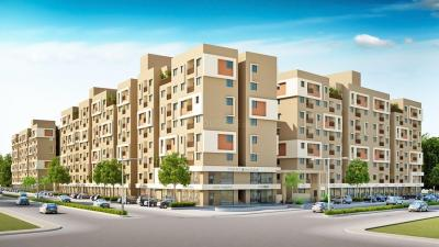 Gallery Cover Image of 900 Sq.ft 2 BHK Apartment for buy in Om Shanti Gold Plus, Narolgam for 2200000
