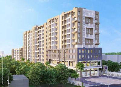 Gallery Cover Image of 690 Sq.ft 1 BHK Independent House for buy in Pradnyesh Residency, Chakan for 3200000