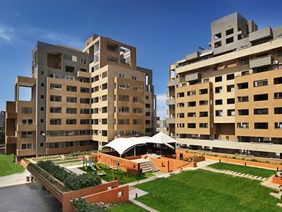 Gallery Cover Image of 1719 Sq.ft 4 BHK Apartment for buy in Mittal Brothers Crosswinds, Baner for 15500000