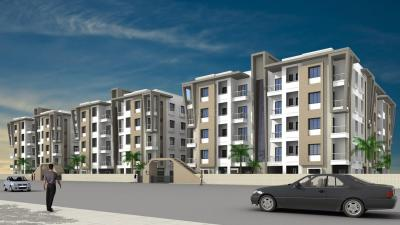 Gallery Cover Image of 1075 Sq.ft 2 BHK Apartment for buy in Ace Octave, Atladara for 3000000