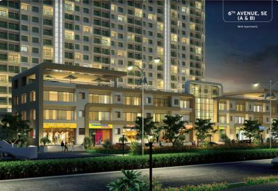 Kolte Patil Life Republic 6th Avenue