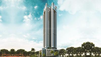 Gallery Cover Image of 1166 Sq.ft 2 BHK Apartment for buy in F Residences, Kandivali East for 17100000