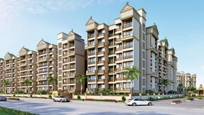 Gallery Cover Image of 600 Sq.ft 1 BHK Apartment for rent in Today Today Belantara, Rasayani for 10000