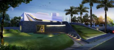 Gallery Cover Image of 6165 Sq.ft 4 BHK Villa for buy in Shree Balaji Green Valley, Adalaj for 55000000