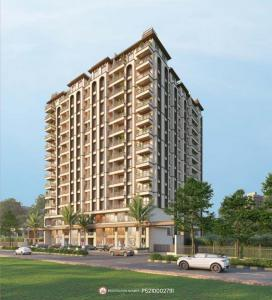 Gallery Cover Image of 610 Sq.ft 1 BHK Apartment for buy in Nexus Westpride, Punawale for 3518188