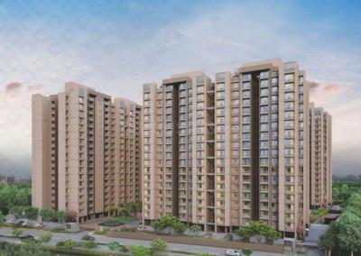 Gallery Cover Image of 2013 Sq.ft 3 BHK Apartment for buy in Goyal Orchid Legacy, Shela for 8500000